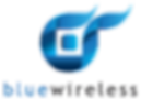 Blue Wireless Logo (Transparent).png