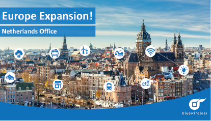 Go West! - Blue Wireless Is Expanding To Europe