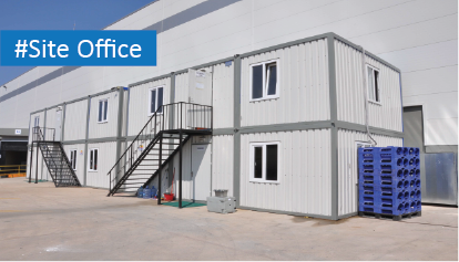 High Speed access for your Site and Container Office