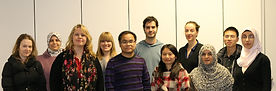 Lensen Lab group 2015