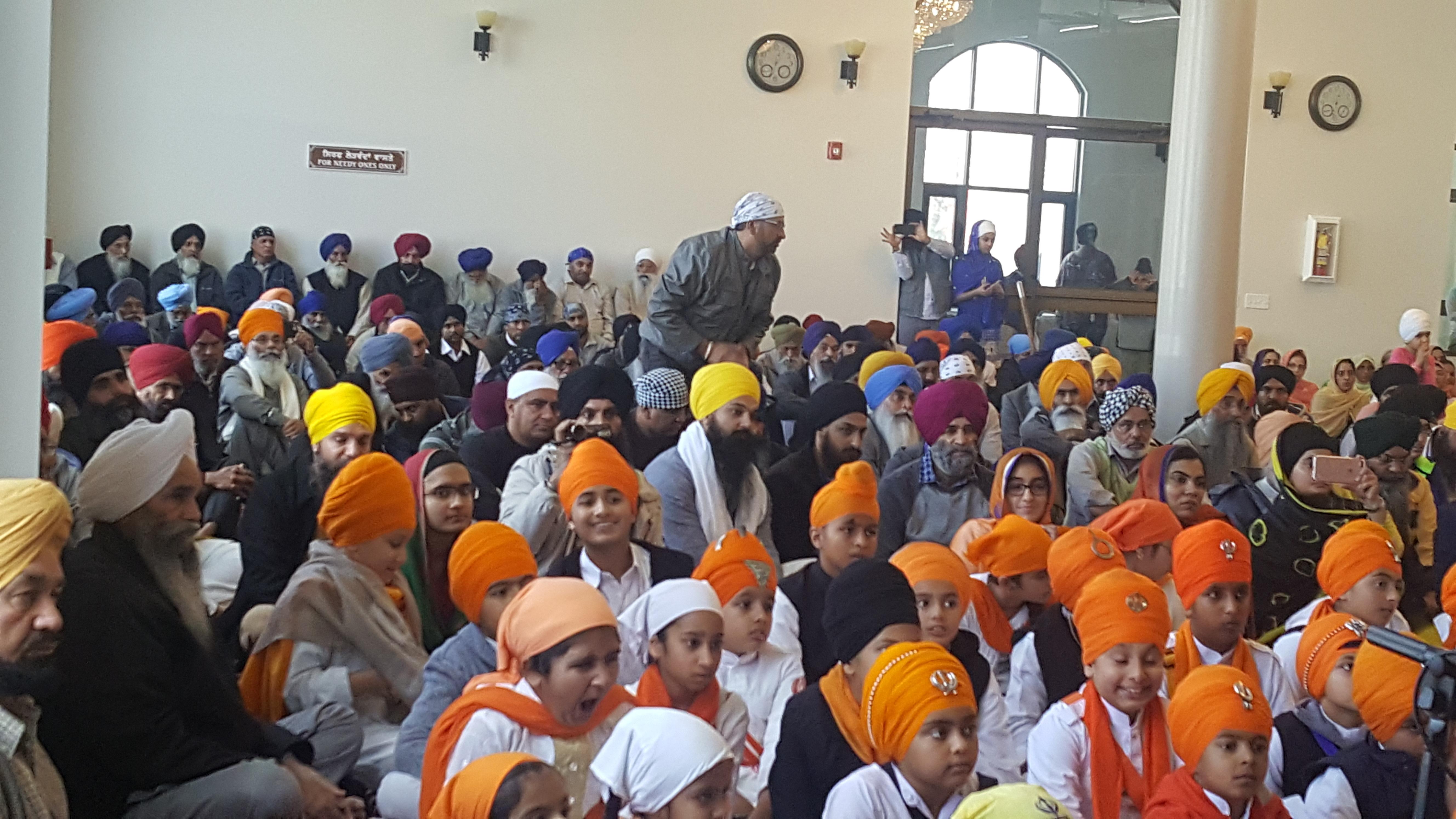 Birth of Guru Nanak Dev Ji Gurpurab