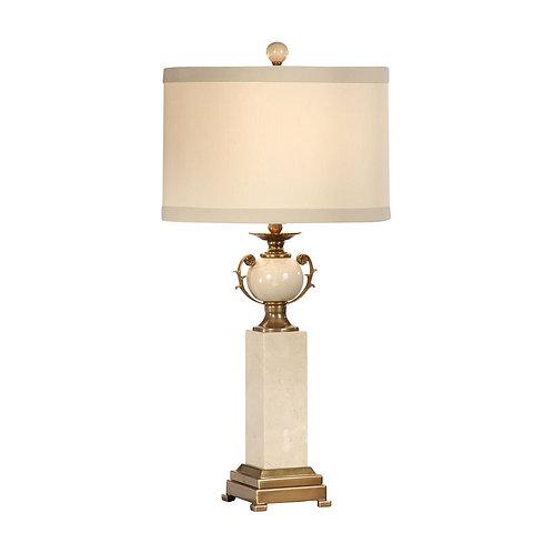 COLUMN URN LAMP