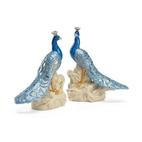 Peacocks - PAIR