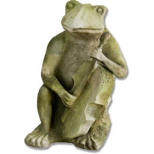 Frog Singing Jazz-Bass 15