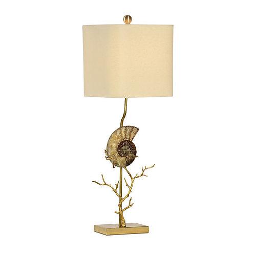Ammonite Lamp-Lt