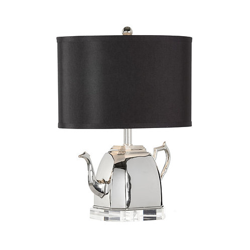 SPOUT LAMP (Black)