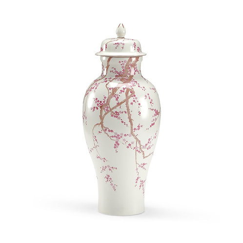 Slender Temple Jar
