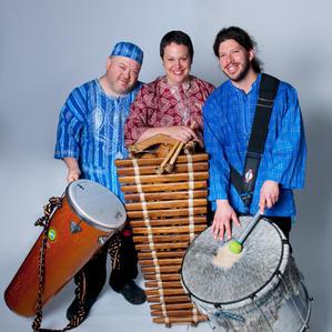 Diaspora Drumming