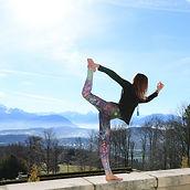 Julie Yoga Annecy