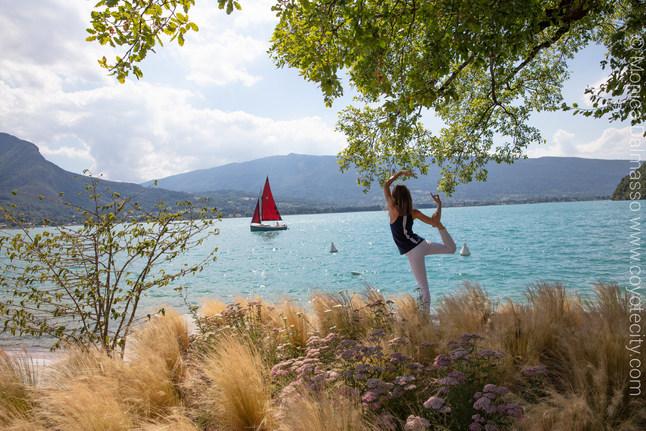 Shooting pour Savoie Mont Blanc