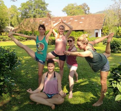 Voyage Yoga en Thaîlande