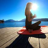 Yin Yoga Annecy