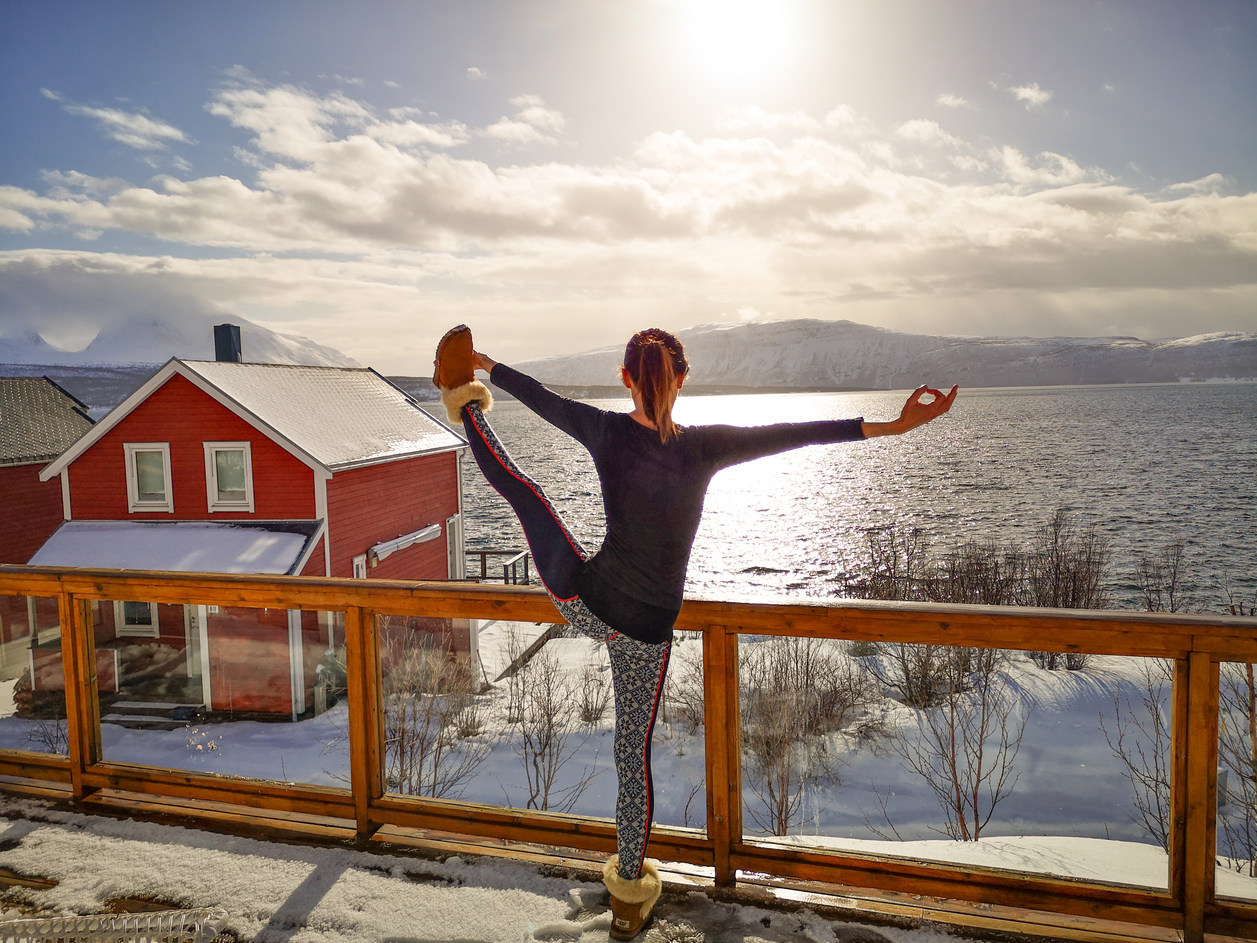 Voyage Yoga au Cercle Polaire