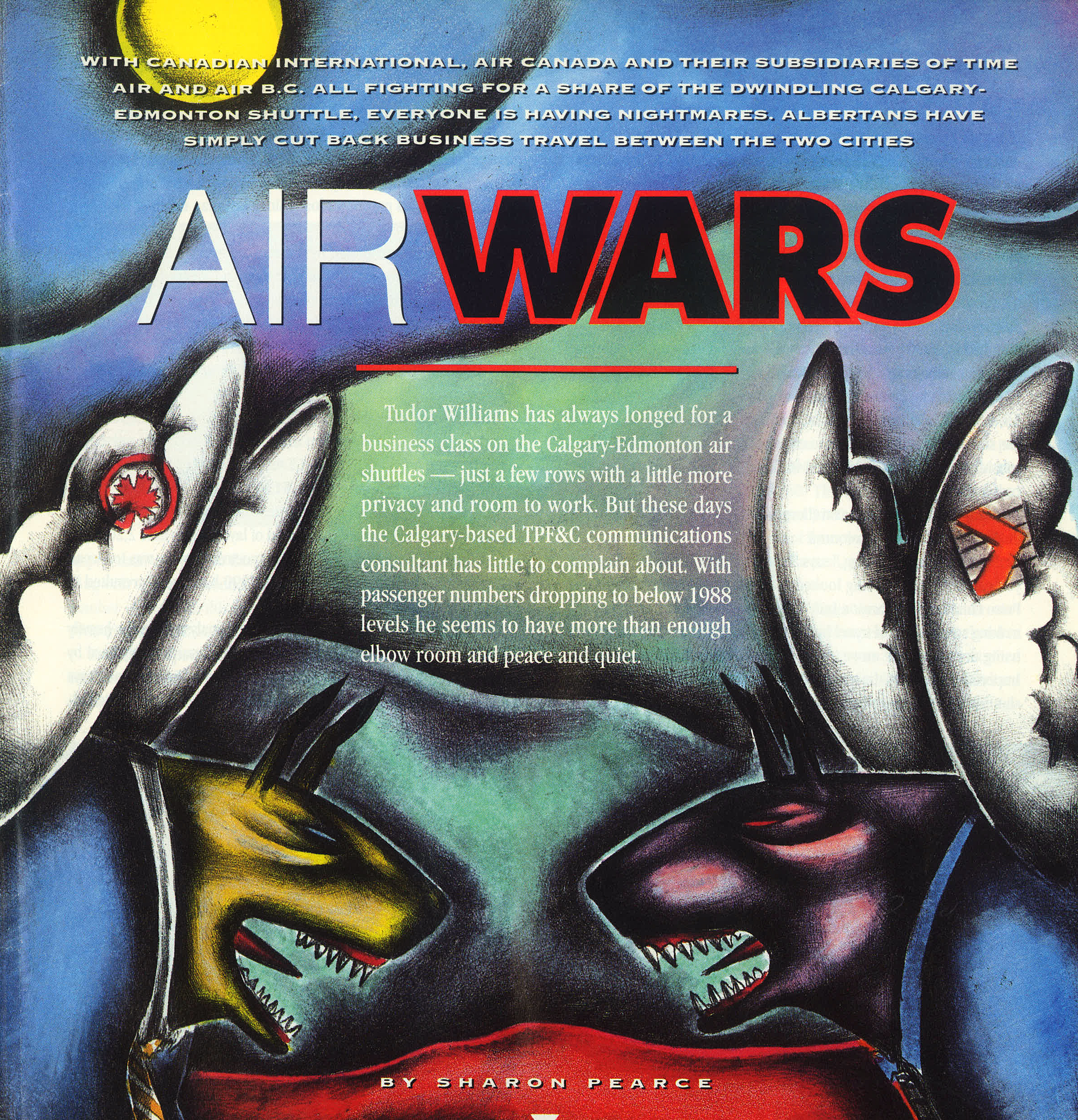 Alberta Business Air Wars cover cropped.