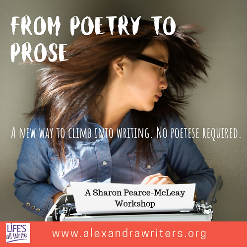 From Poetry to Prose: Exploring Writing Through a Poetic Lens