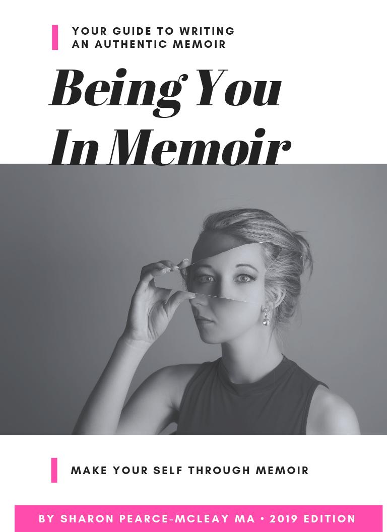 Being You In Memoir Workbook Cover