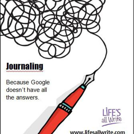 Journaling 101: Weekend Intensive