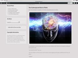 blog cyberspaced