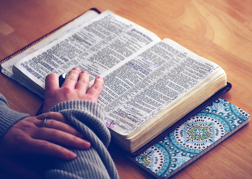 Fasting and Prayer Bible