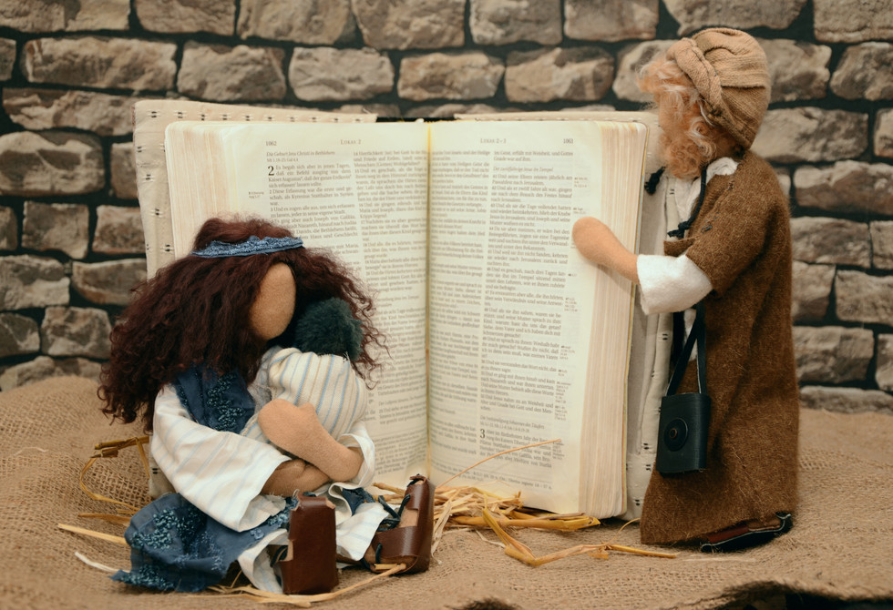 A Simple Bible Story For Those Who Have Never Heard It