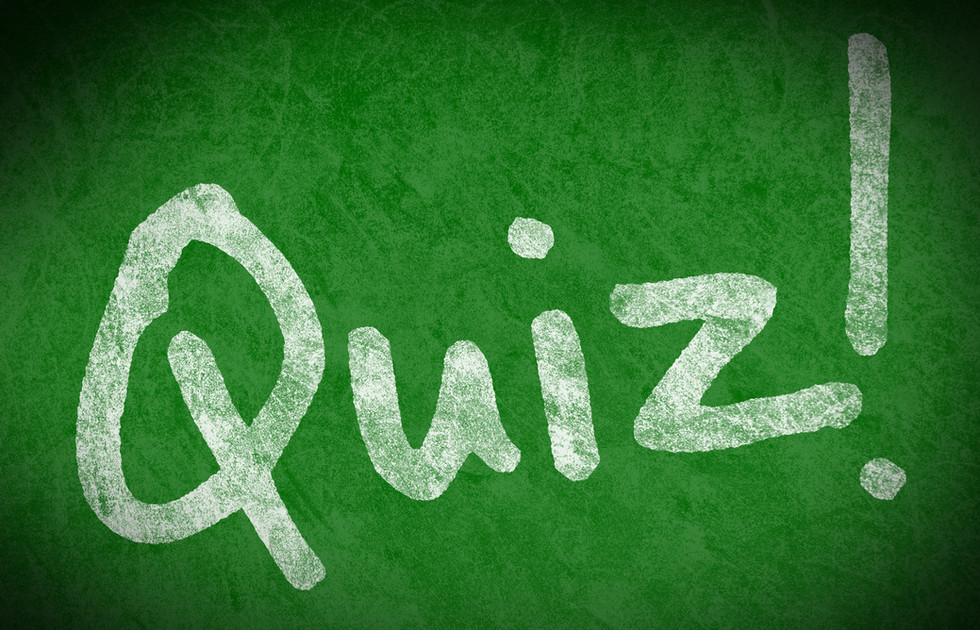 Quiz and Bible Study From The Book of Esther