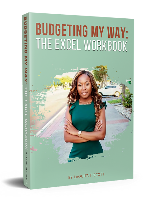 Budgeting My Way Excel