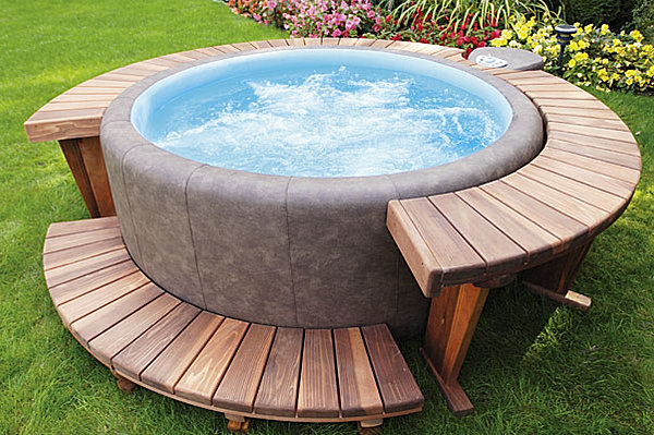 pools hot softub spas asp soft portable softubs quality tub wooden tubs surrounds evening
