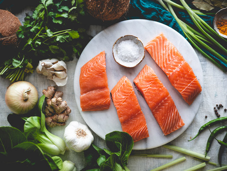 A Salmon Choice that is Delicious & Heart Healthy