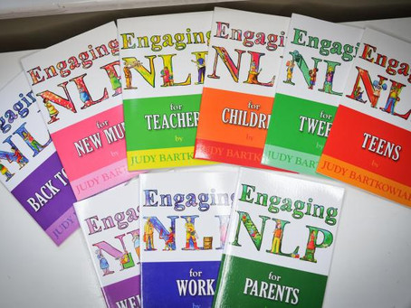 Special offer on Engaging NLP books