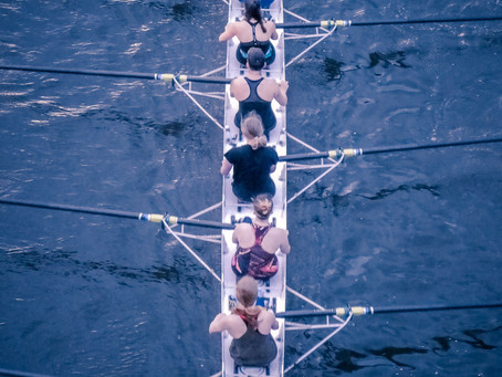 Row row row your boat .........NLP for overcoming sports performance anxiety