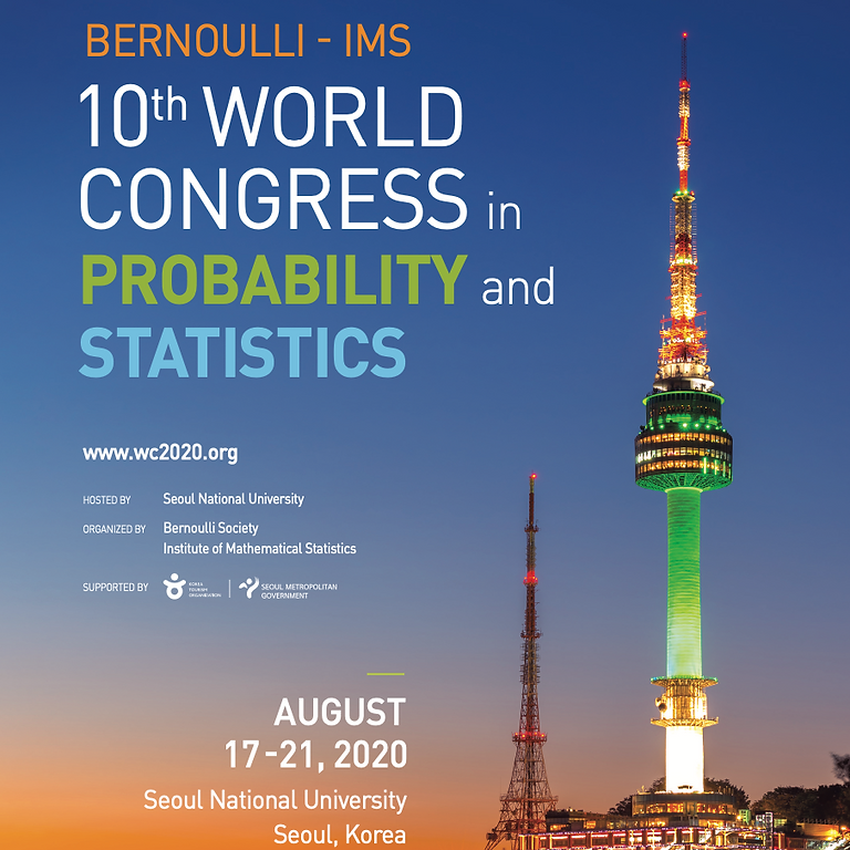 The 10th World Congress is posponed to July 19th-23rd, 2021.