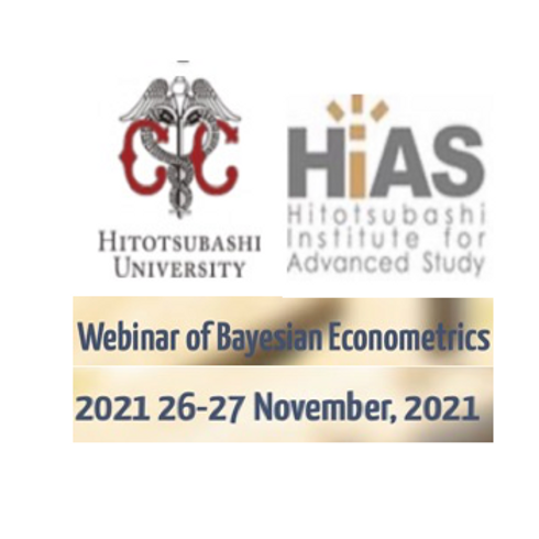 Webinar of Bayesian Econometrics 2021 26-27 November, 2021