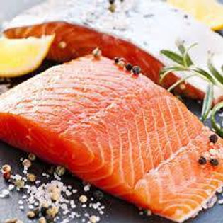 Atlantic Salmon - Skin On (1lb.)