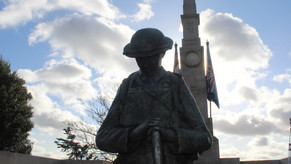 Remembrance Day Service - HMS Leigh