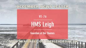 HMS Leigh December newsletter