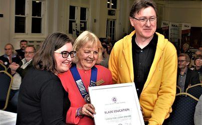 Blade Education Award
