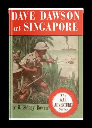 DAVE DAWSON AT SINGAPORE (E-Book)