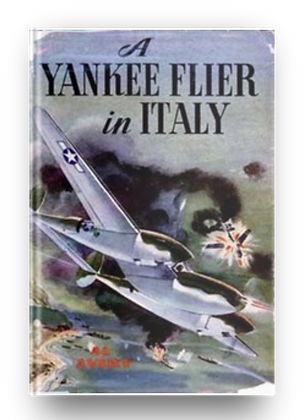 A YANKEE FLIER IN ITALY (E-Book)