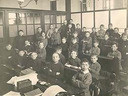 World war 2 classroom, HMS Leigh