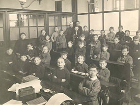 World war 2 classroom, HMS Leigh