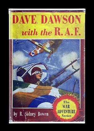 DAVE DAWSON WITH THE R.A.F (E-Book)