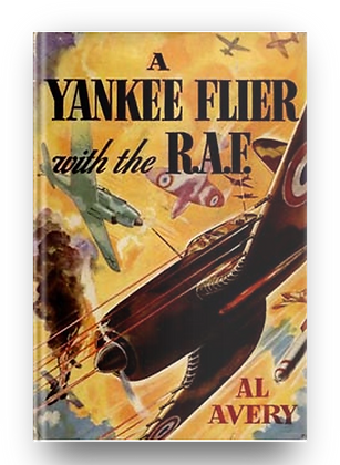 A YANKEE FLIER WITH THE R.A.F. (E-Book)