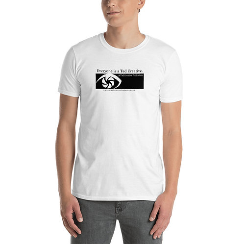 A Tad Creative Production - Short-Sleeve Unisex T-Shirt