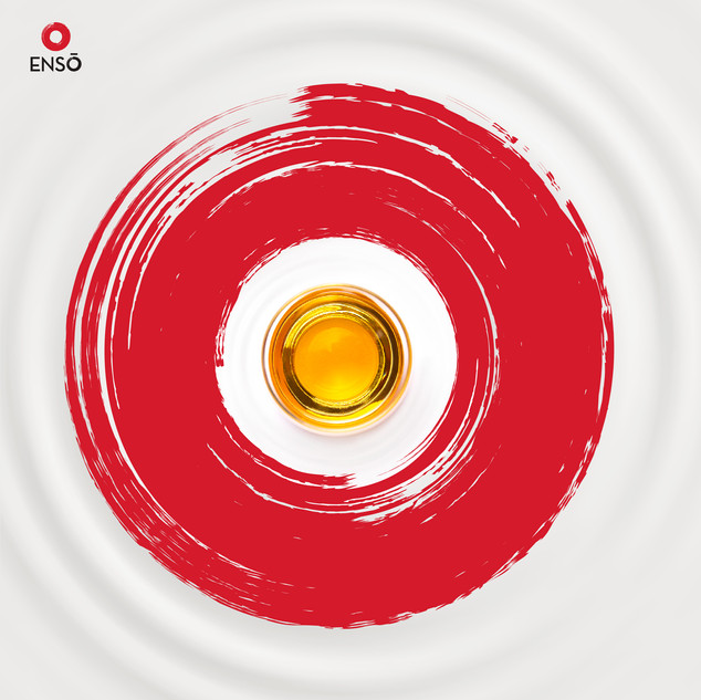 Every drop so pristine, savour the taste of the finest Japanese whisky with Enso.