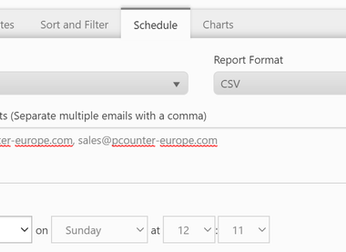 New and improved Pcounter Web Report PWR4.2.0