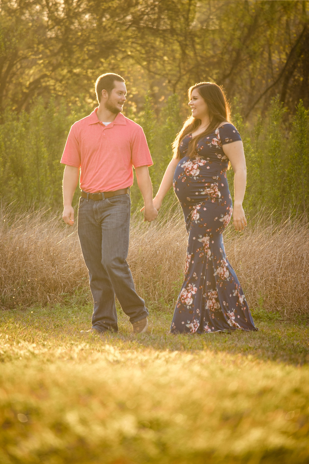 Pregnancy photos at the Hills of Shanefield