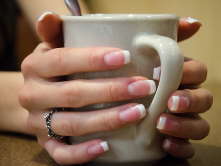 DIY Professional French Tips in 3 Easy Steps