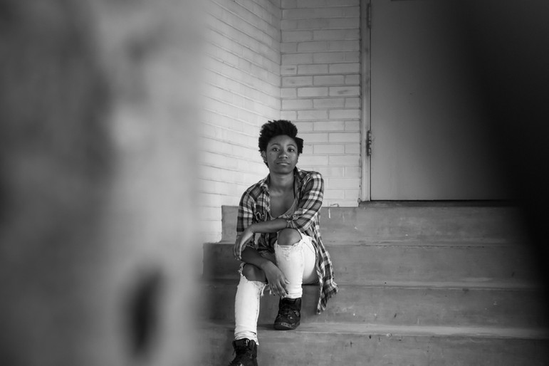College Student Portrait