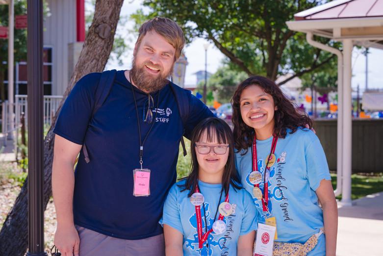 Special Olympics Texas Youth Leadership