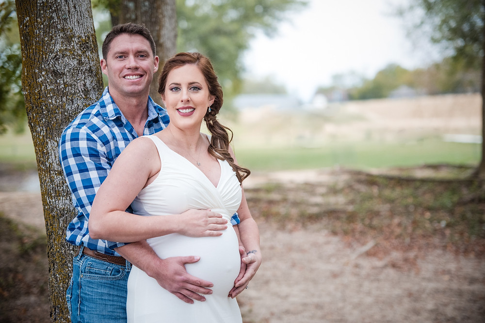 First-time parents-to-be